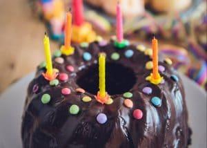 Geburtstag DSGVO